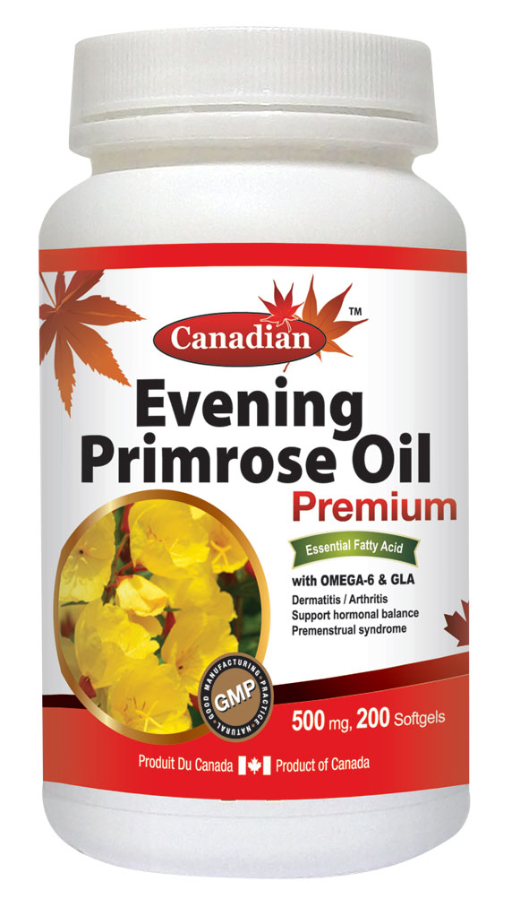 NUTRIDOM EVENING PRIMROSE OIL
