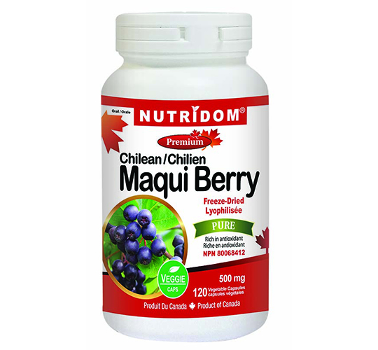 Canadian Maqui Berry