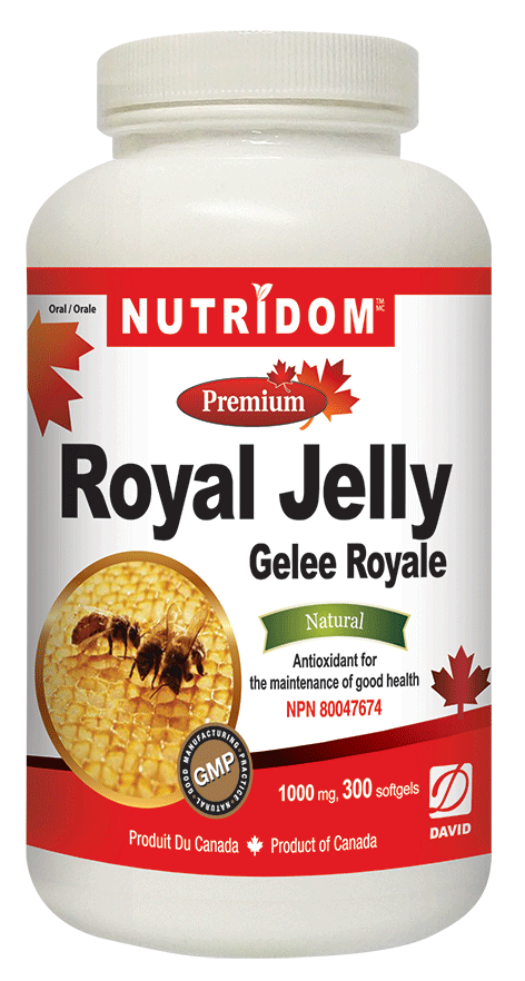 Canadian Royal Jelly Softgels